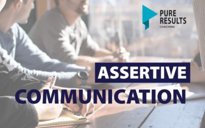 Assertive Communication – Standing Strong in Your Own World