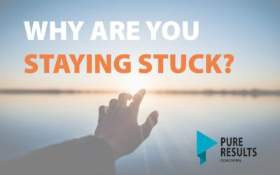 Why are you staying stuck ?