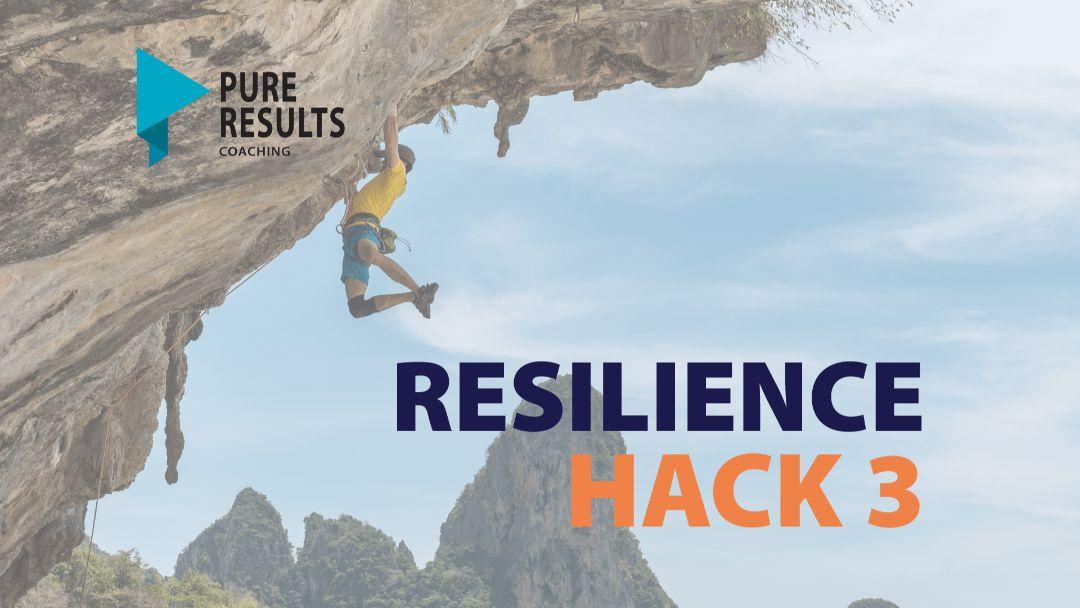 Reslience Hack 3