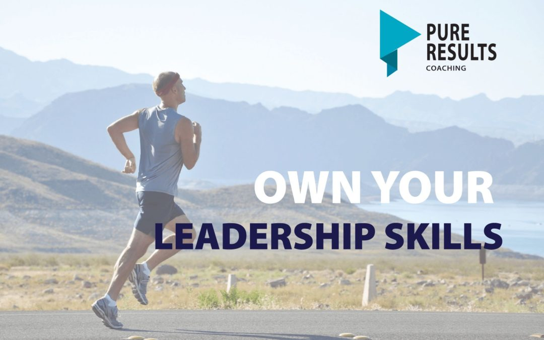 Own your Leadership Skills?